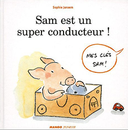 Sam est un super conducteur !